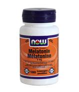 NOW Foods Chewable Melatonin