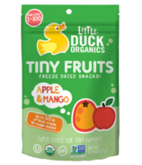Little Duck Organics Tiny Fruit Apple Mango