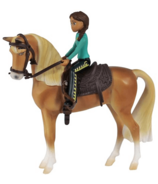 Breyer Horses Spirit Riding Free Chica Linda and Prudence Small Set