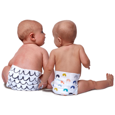 Parasol Co. Diapers Delight Collection
