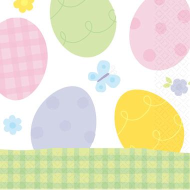 Eggstravaganza Paper Luncheon Napkins
