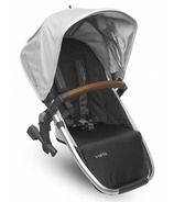 UPPAbaby Vista Rumble Seat Loic White with Leather