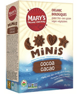 Mary's Organic Crackers Cocoa Cookie Mini's