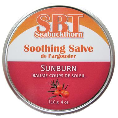 SBT Seabuckthorn Sunburn Soothing Salve