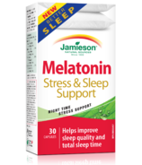 Jamieson Melatonin Sleep & Stress Support