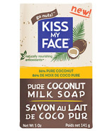 Kiss My Face Coconut Milk Bar Soap