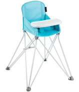 Summer Infant Pop n Sit Portable High Chair Aqua