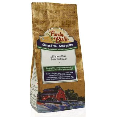 Purely Bulk Gluten Free All Purpose Flour