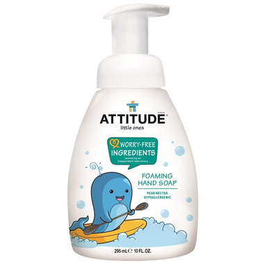 ATTITUDE Little Ones Foaming Hand Soap