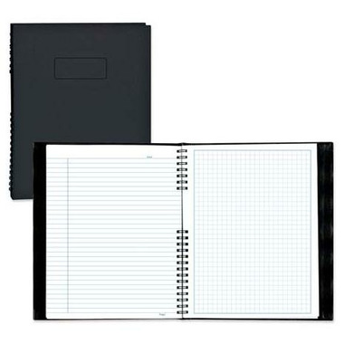 Blueline Note-Pro Quad Notebook