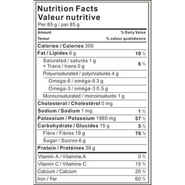Tastell Organic Edamame Green Soybean Fettuccine