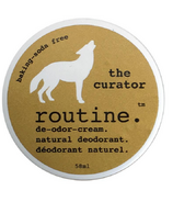 Routine De-Odor-Cream Natural Deodorant In The Curator Scent