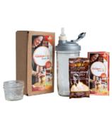 Recap Mason Jars Fermentation Starter Kit