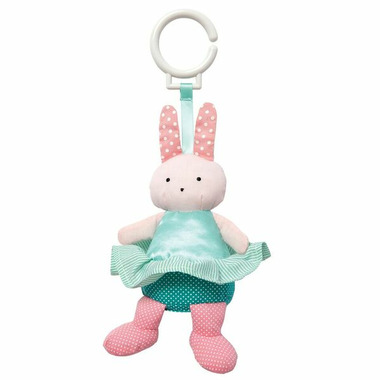 Manhattan Toy Baby Bell Bunny