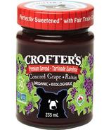 Crofter's Organic Concord Grape Premium Spread