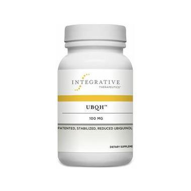 Integrative Therapeutics UBQH Ubiquinol 100mg