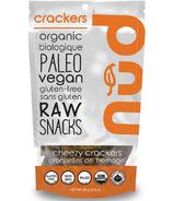Nud Fud Cheezy Crackers