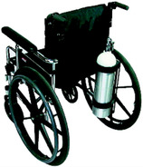 Drive Medical Universal Tank Holder