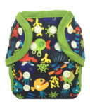 Bummis Swimmi One-Size Swim Diaper Under The Sea Blue