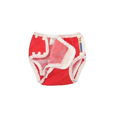 Motherease Swim Diaper Red