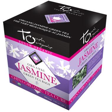 Touch Organic Jasmine Green Tea Cube