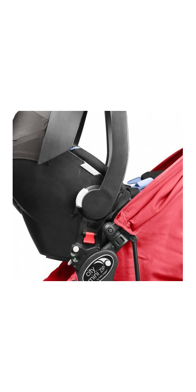 buy baby jogger city mini zip car seat adaptor multi model at free shipping 35 in canada. Black Bedroom Furniture Sets. Home Design Ideas