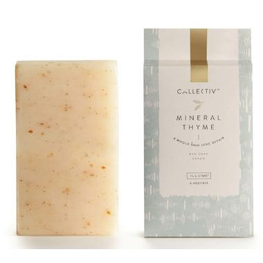 Illume Mineral Thyme Bar Soap