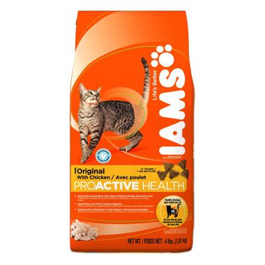 Iams Cat ProActive Health Adult Original With Chicken