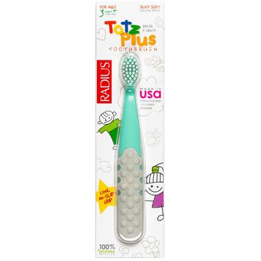 Radius Totz Plus Toothbrush Silky Soft