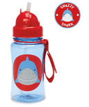 Skip Hop Zoo Straw Bottle Shark