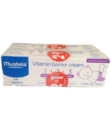 Mustela 1-2-3 Vitamin Barrier Cream Buy 1 Get 1 Free