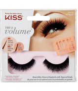 Kiss True Volume Fake Eyelashes Single Pack # 07