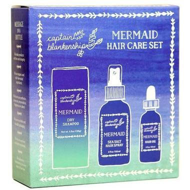 Captain Blankenship Mermaid Haircare Set