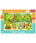 Trefl Puzzle Frame Garden