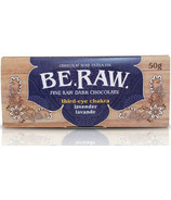 EcoIdeas Be Raw Lavender Chocolate Bar