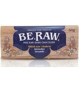 EcoIdeas Be Raw Lavender Chocolate Bar
