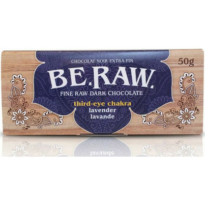 Buy EcoIdeas Be Raw Lavender Chocolate Bar from Canada at ...