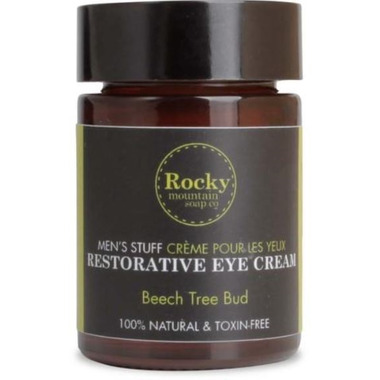 Rocky Mountain Soap Co. Men\'s Stuff Restorative Eye Cream