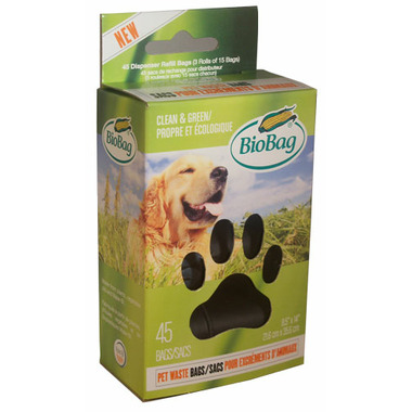 BioBags Dog Waste Bags On A Roll