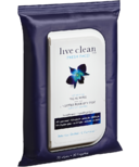 Live Clean Fresh Face Refreshing Facial Wipes