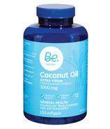 Be Better Organic Coconut Oil Softgels