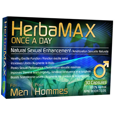 HerbaMAX Once a Day