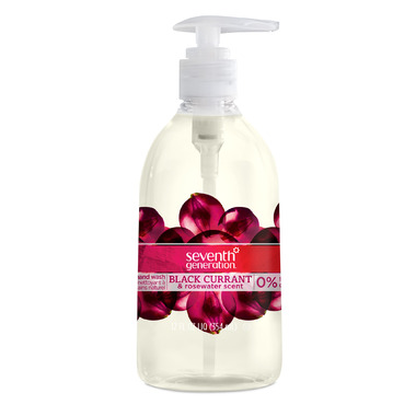Seventh Generation Hand Wash Black Currant & Rosewater