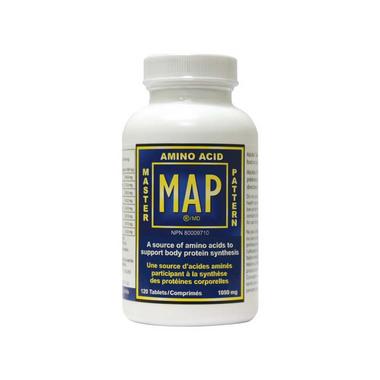 Master Aminos Acid Pattern - MAP