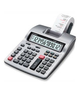 Casio 12 Digit Printing Calculator