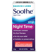 Bausch & Lomb DuoLube Eye Ointment