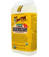 Bob's Red Mill Organic 7 Grain Pancake and Waffle Mix