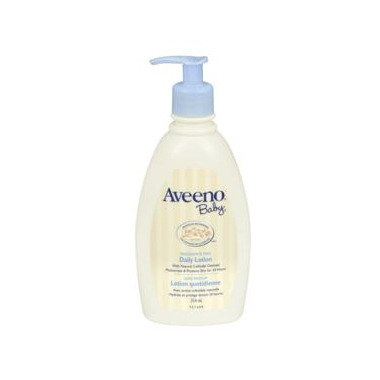Aveeno Baby Daily Lotion Pump