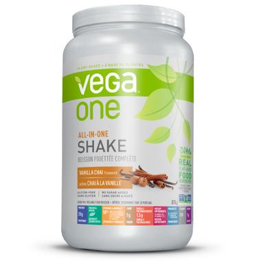 Vega One All-In-One Vanilla Chai Nutritional Shake