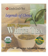 Uncle Lee's Organic White Tea